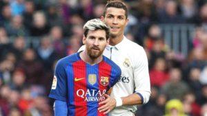 Messi: Ronaldo Lebih Hebat Ketimbang Hazard
