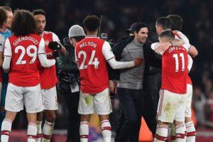 Menjadi Awal Kemenangan Mikel Arteta Saat Melatih The Gunners, Arsenal Kalahkan Manchester United Dengan Skor 2-0