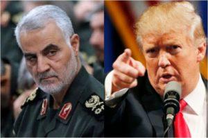Alasan Presiden AS Donald Trump Tembak Mayor Jenderal Iran Qasem Soleimani Karena Perang